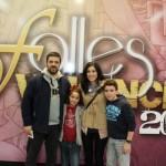 VISITA AL TALLER DE VICTOR I A L'EXPOSICIÓ DEL NINOT