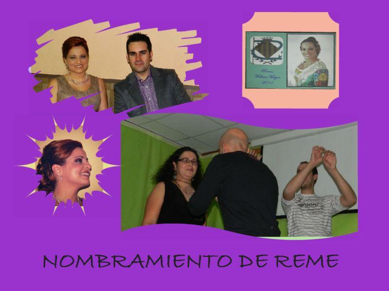 045 - Nombramiento Reme