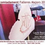 Acomiadament Falleres Majors 2016