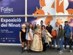 Visita a la exposició del ninot