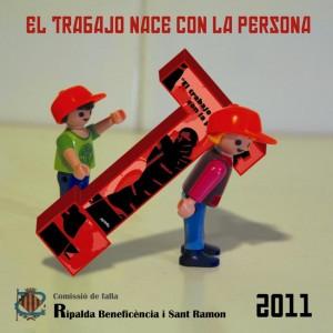 Llibret de Falla 2012