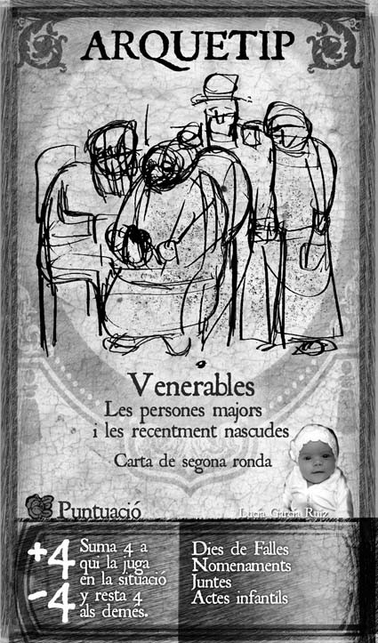 ARQUETIPO-VENERABLES